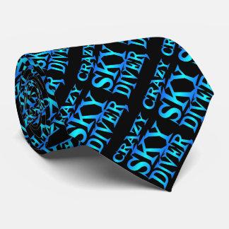 Crazy Sky Diver Tie