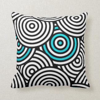 Crazy Spiral Cushion