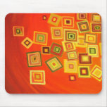 crazy squares mousepad