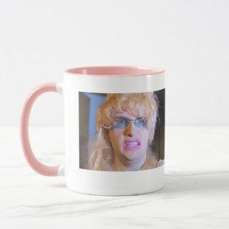 Crazy Tina 11 oz  Mug