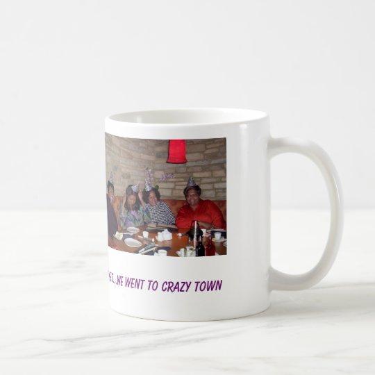 Crazy Town Mug