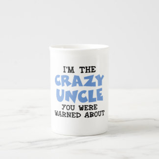 Crazy Uncle Tea Cup