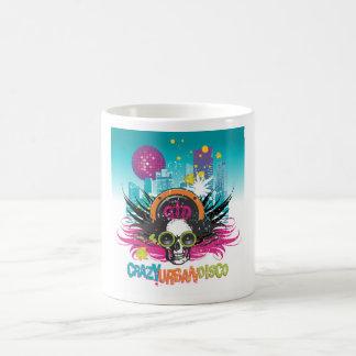 Crazy Urban Disco Morphing Mug
