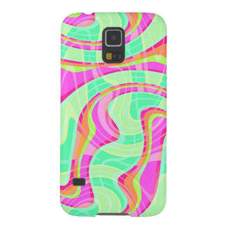 Crazy Waves Galaxy S5 Case