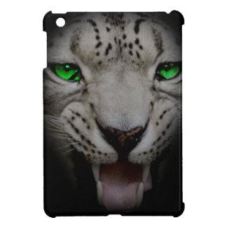 Crazy Wild Leopard Animal Cat iPad Mini Covers