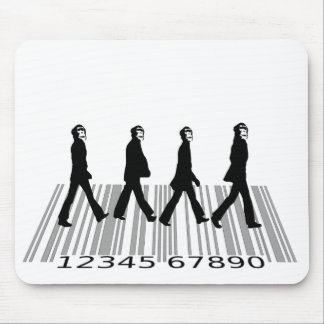crazyapecommercialroad mouse mat