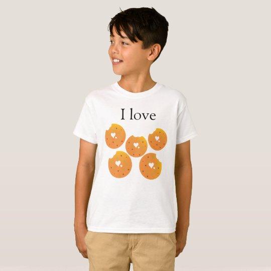 Crazydeal Z46 super cool love design T-Shirt