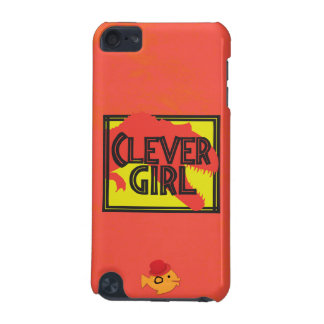 CRAZYFISH clever girl iPod Touch 5G Cover
