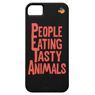 CRAZYFISH eating animals iPhone 5/5S Case