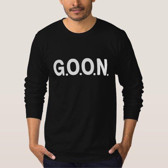 CRAZYFISH goon T-Shirt