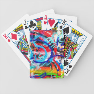 crazygraffiti2 bicycle playing cards