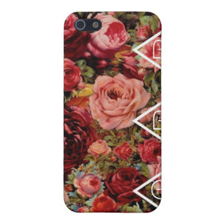 CRB Floral Case For The iPhone 5