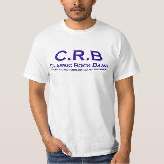 CRB LOGO Blue copy T Shirts