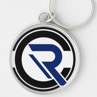 CRC Silver Key Chain