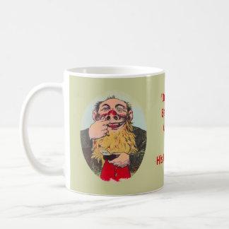 CRC Words of Advice Chewing Tobacco Chaw Gift Mug! Basic White Mug