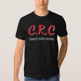 CRC x NWA T-shirt