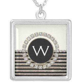 cream-2-Simple-bracket-GLITTER-PAPER-AJR.jpg Silver Plated Necklace