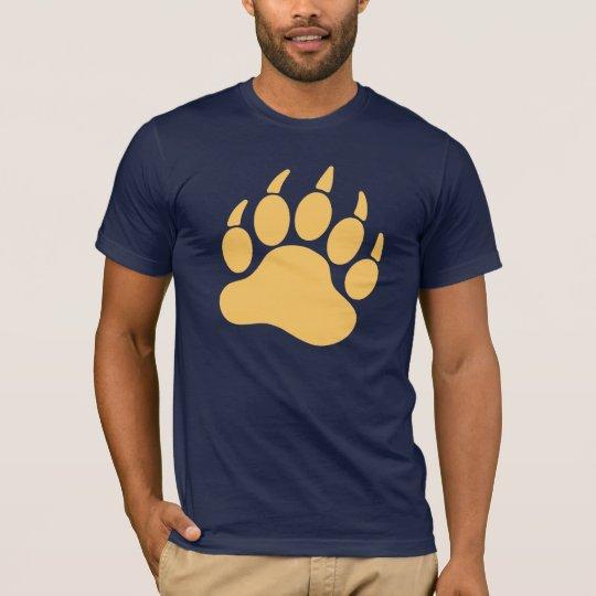 Cream Bear Pride Bear Claw (R) T-Shirt