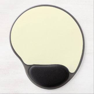 """Cream Beige"" Gel Mouse Pad"