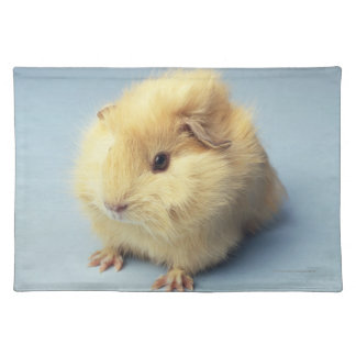 Cream colored Guinea pig Placemats