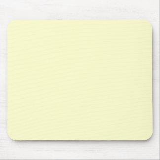 Cream colored mousepads