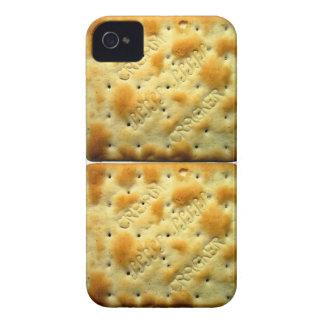 Cream Cracker Biscuits iPhone 4 Case-Mate Case