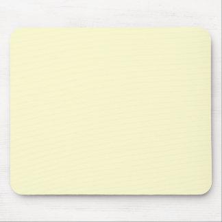 Cream Mousepad