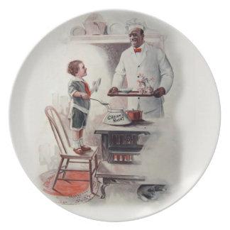 Cream of Wheat Kitchen Wall Plate