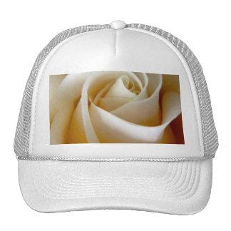 Cream Rose Wedding Photo Hat