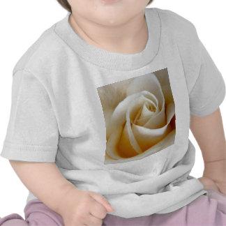 Cream Rose Wedding Photo Shirts