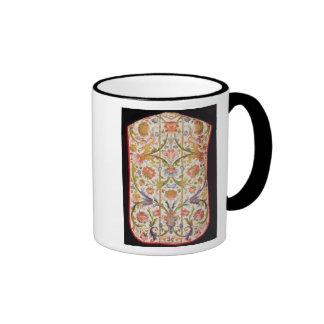 Cream satin chasuble, Naples, late 17th century Coffee Mugs