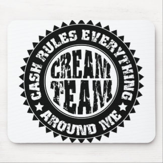 Cream Team Productions Mouse Pad
