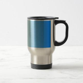 Cream to Azure Vertical Gradient Mug