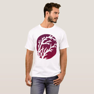 Cream Wheels Big Tree T-Shirt