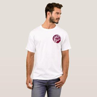 Cream Wheels Pocket Tree T-Shirt