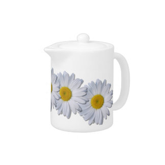Creamer/Teapot - New Daisy