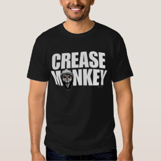 Crease Monkey Dark Shirt