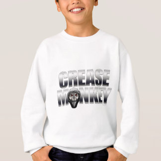 Crease Monkey (Hockey Goalie) Sweatshirt