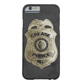 Crease Police (Hockey Goalie) Barely There iPhone 6 Case