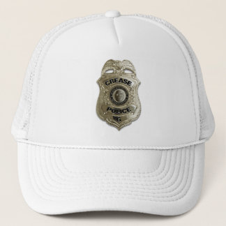 Crease Police (Hockey Goalie) Trucker Hat