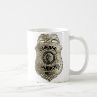 Crease Police Mug