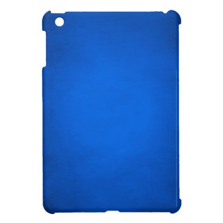 Creased blue paper with spotlight case for the iPad mini