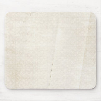 creased soft cream pattern background mouse pads