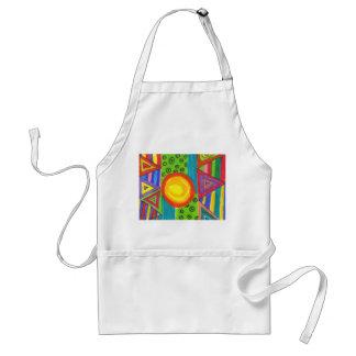 create 1 standard apron
