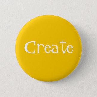 Create 6 Cm Round Badge