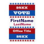 Create a Campaign Template 14 Cm X 21.5 Cm Flyer