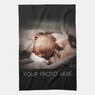 Create A Family Photo Gift Towel