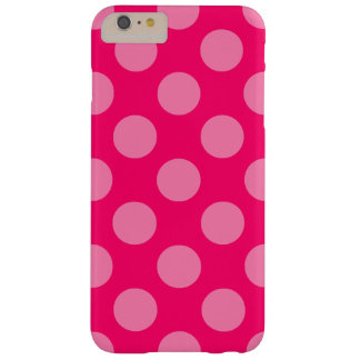Create a Monochromatic Polka Dot Pattern Barely There iPhone 6 Plus Case