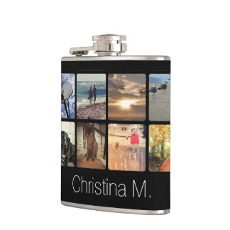 Create an Instagram Photo Hip Flask