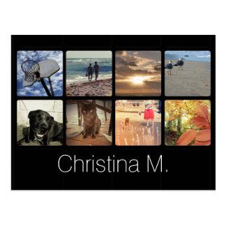 Create an Instagram Photo Postcard